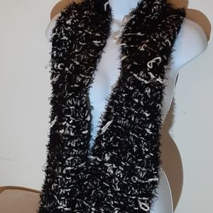 Charter Club Accessories - Charter Club Frayed Loose Loop Infinity Scarf.